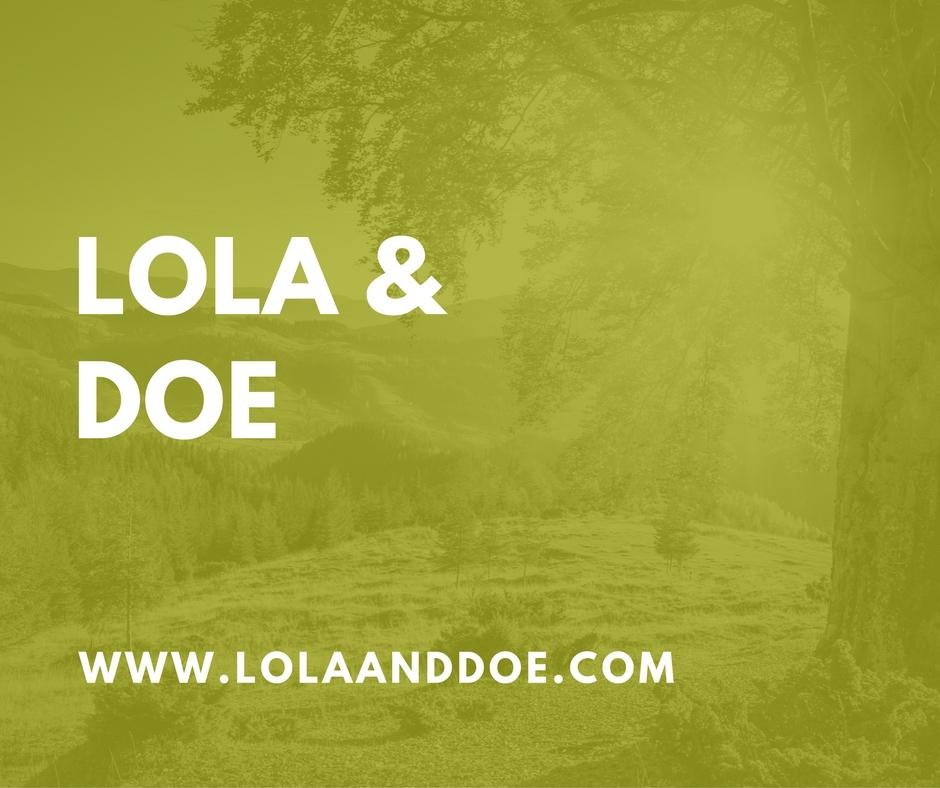 Lola and Doe
